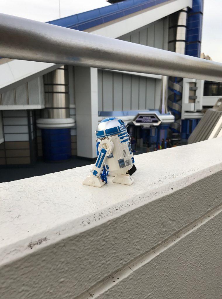 R2-D2のチョコレートケース